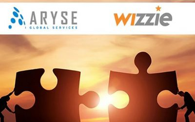 Alianza estratégica entre Wizzie Analytics y Aryse Global Services