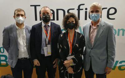 Reencuentro del Clúster y sus asociados en el Foro Transfiere 2021