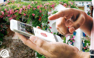 Los Patios de Córdoba podrán visitarse con una app de turismo inteligente