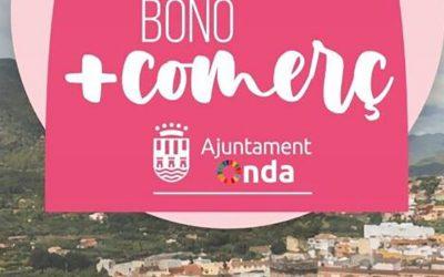 Los ondenses ya pueden solicitar y canjear los bonos descuento de 20 euros en el comercio y hostelería local