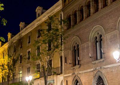 LEC – Luminarias LED como elemento activo de seguridad y dinamizador del turismo. Semana Santa de Sevilla