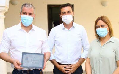 La colaboración entre Smart Fenix y el Ayuntamiento convierten La Carlota en una Smart Village