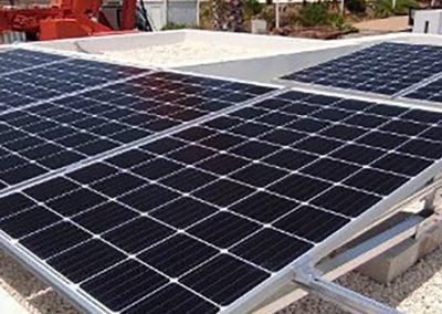 Ubora Solar – Instalación de paneles en vivienda de nueva construcción