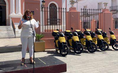 Puerto Real presenta de la mano de nuestro asociado GEN PRONTO Movilidad para ser la ciudad española menor de 50.000 habitantes referente en la prestación del servicio de motos eléctricas compartidas