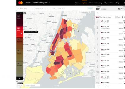 CiTD – Aplicación de Location Intelligence y Medios de Pago