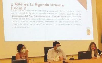 Smart City Cluster participa en la presentación de la Agenda Urbana de El Viso del Alcor