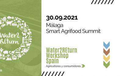 Workshop Water2REturn España