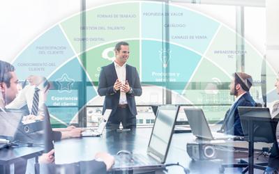everis-NTT DATA, Woover y Vodafone impulsarán la transformación digital de las PYMES andaluzas.